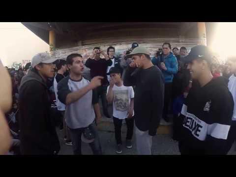 Klan Mks vs Toxics Pele | 8vos | BajoCeroEdition |  Barras de Hielo |  Rio Grande