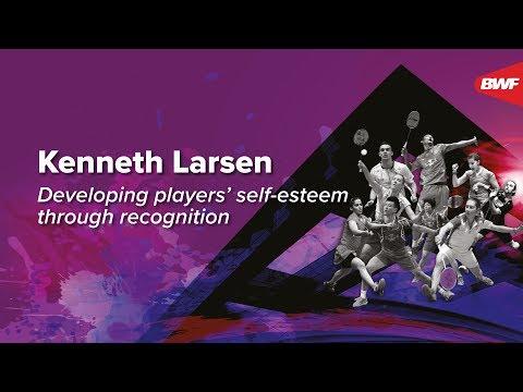 Kenneth Larsen   Developing Player's Self Esteem Through Recognition