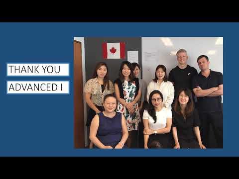 Canadian Education College's Term 1 2018 Graduation