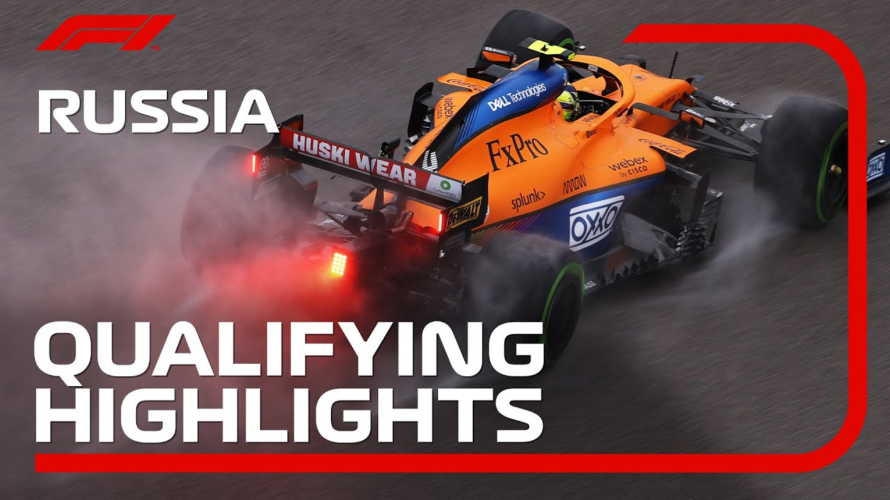 Download Qualifying Highlights | 2021 Russian Grand Prix