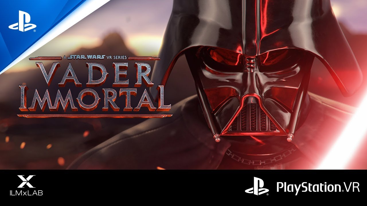 Vader Immortal: A Star Wars VR Series - Available Now | PS VR