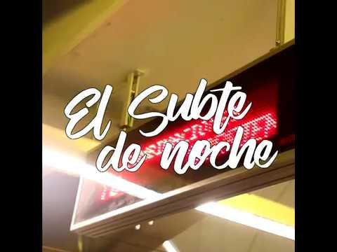"""<h3 class=""""list-group-item-title"""">¿Querés conocer cómo es el subte de noche? 1</h3>"""