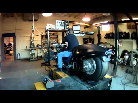 ADRL Pro Extreme Motorcycle Dyno Pull