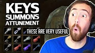 Asmongold Reacts To WoW Classic Keys/Attunement/Secret Boss Summon Guide - MadSeasonShow
