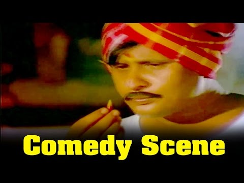 Dowry Kalyanam Movie : Visu Brother Letter Writing  A Small Pencil Comedy Scene