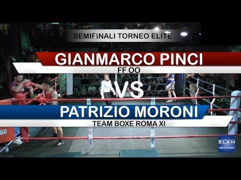 Boxe Elite Gianmarco Pinci VS Patrizio Moroni #2