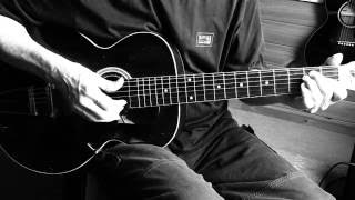 Acoustic Blues Lesson Lightnin