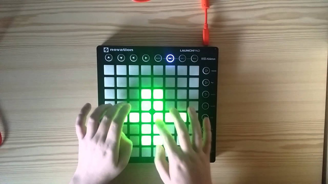 OMFG - Hello (Launchpad MK2 cover) + Project file