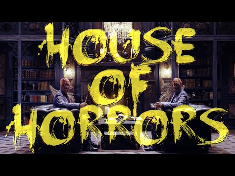 House of Horrors: YouTube Space LA, Legendary Pictures, and Guillermo del Toro!