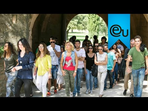 EU Business School Barcelona Visit Torres and Montblanc | MBA graduate degrees