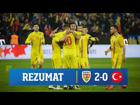 Rezumat | România - Turcia 2-0