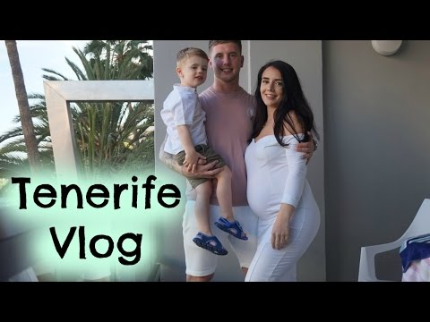 TENERIFE VLOG! FAMILY HOLIDAY | COME ON HOLIDAY WITH US