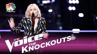 "The Voice 2017 Knockout - Chloe Kohanski: ""Landslide"""