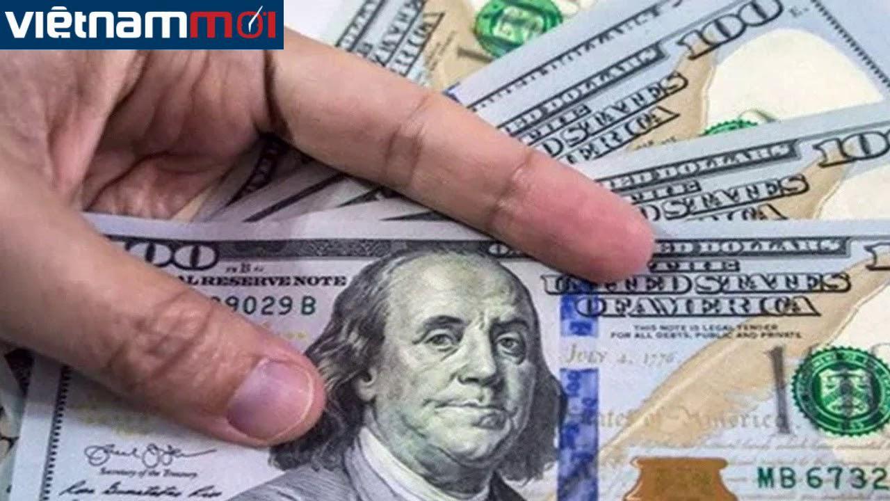 Tỷ giá USD hôm nay 24/3: Giá USD ngân hàng tiếp tục tăng