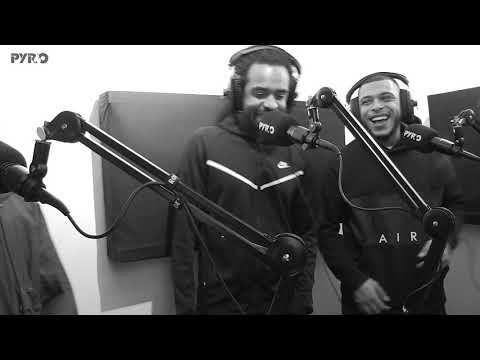 Oblig With Mic TY, Hitman Tiga & Spitz - PyroRadio - (19/09/2018)