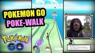Pokémon GO - Blunty Pokéwalks (Outdoors Lets-Play) Episode 1