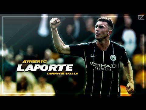 Aymeric Laporte ▬ Manchester City • Defensive Skills & Goals 2018/19 || HD
