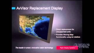 Aero-TV: Flight Display Systems - AEA 2014 New Product Introduction