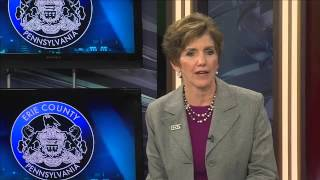 Question and Answer: 2016 State of the County Address - Kathy Dahlkemper, County Executive