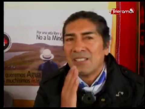 Yaku Pérez sería candidato a la prefectura del Azuay