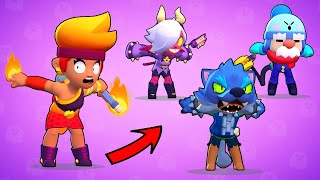 If every Brawler had Amber's pose! 🔥