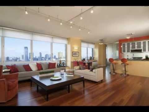 American living room design - YouTube