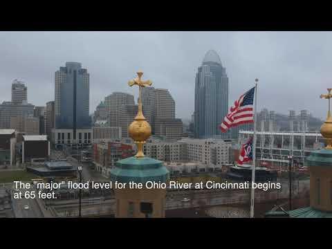 Largest Flood in Cincinnati since 1997