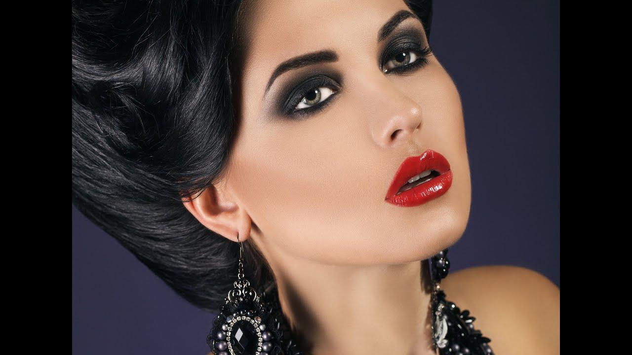 Makeup Tutorial For Black Women | Makeup Tutorial Brown Eyes | Makeup Black Natural | LoveLoveBT ...