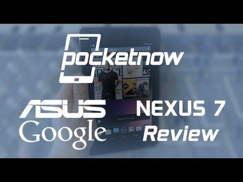Nexus 7 Review | Pocketnow