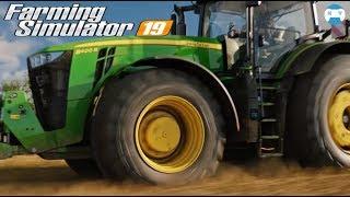 #Farming #Simulator 19  -Facem Agricultura, Semanam si Ierbicidam!