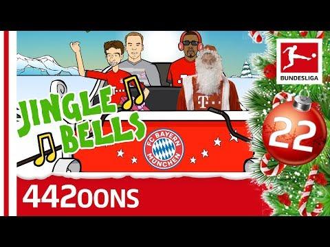 Bundesliga Christmas Song - Powered By 442oons - Bundesliga 2018 Advent Calendar 22