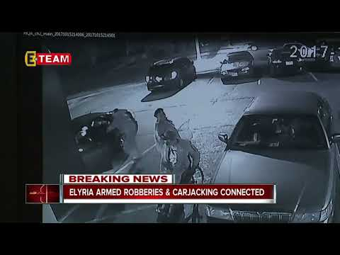 Elyria police say violent carjacking is linked to recent string of armed home invasions