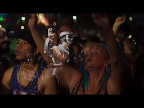 DJ MARIO LEONARD (masqué) Rétro T-Dance 2017 - Montreal