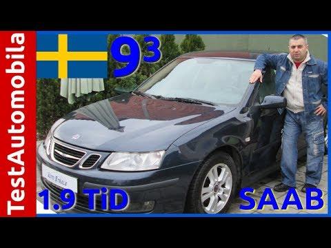 Polovni SAAB 9-3 1.9 TiD 2006 TEST
