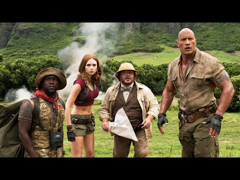 'Jumanji: Welcome to the Jungle' Trailer 2