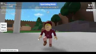 Roblox Challenge Game: Hide and Seek Extreme