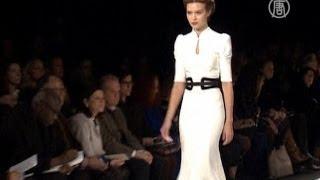 Неделя моды Mercedes-Benz: фантазия Эрреры
