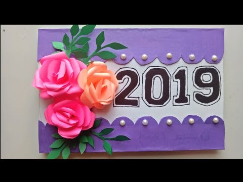 Happy New Year 2018 Homemade Greeting Card Collection Worldnews
