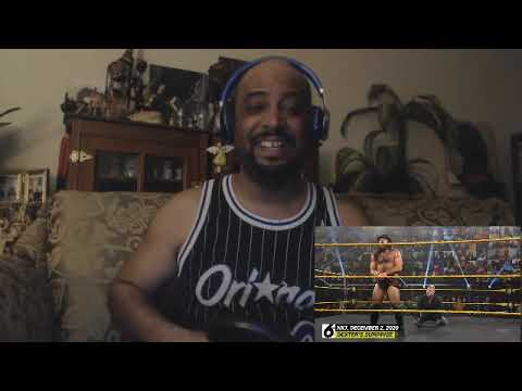 Top 10 NXT Moments WWE  Dec 2, 2020 REACTION