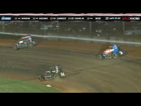 "NOS Energy Drink USAC National Midget Series ""IMW"" Bloomington Highlights"