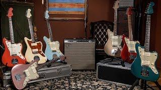 Fender Pre-CBS Jazzmaster Collection Demo