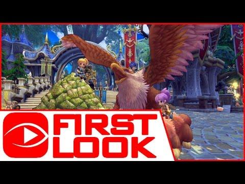 Dragomon Hunter - Gameplay First Look
