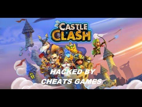 HACK -  Castle Clash: The New Adventure 13/03/2019
