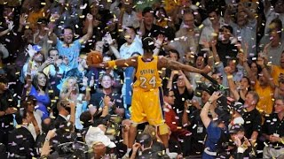 Download 2010 NBA Finals Game 7 Kobe Bryant 23pts (6-24) & Pau Gasol 19pts 18reb 2blk vs Paul Pierce 18pts Mp3 and Videos