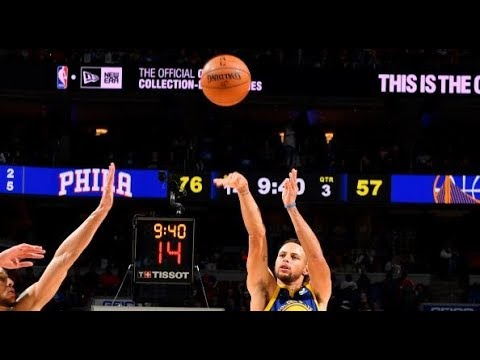 Stephen Curry, Ben Simmons, and the Best Plays From Saturday Night | November 18, 2017