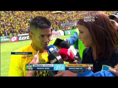 Barcelona Sporting Club Campeón 2016