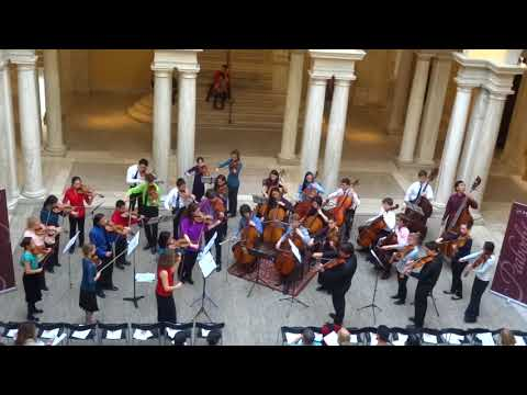 2018 Peabody Academy Festival Orchestra Walters Concert - Walker