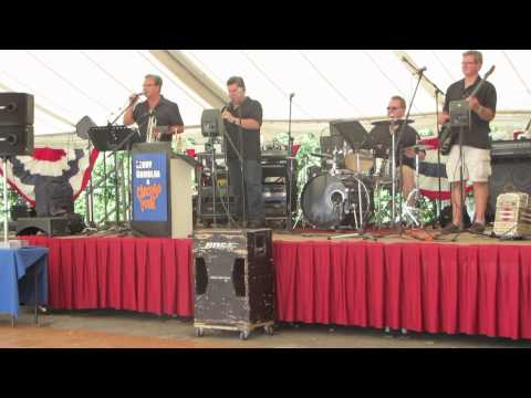 Polish Festival Music and Dancing - New Bedford, Mass
