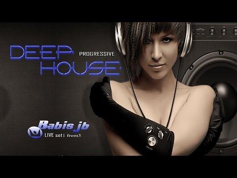 Deep Progressive House Live Club mix Babis jb set1Best Summer hits Beach Day & Night Parties