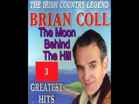 Brian Coll The Moon Behind The Hill